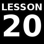 Lesson 20 – Review Test